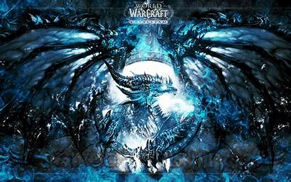 Warcraft Dragon Wallpapers Deathwing Cataclysm Wow Earth