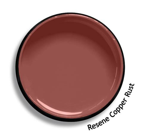 resene copper rust is a soft french terracotta pink from