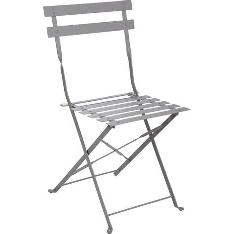 chaise acier chaise de jardin en acier 28 images 2 chaises de
