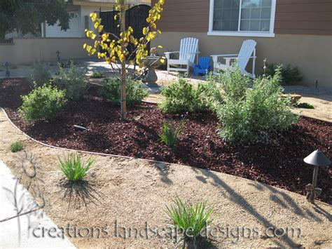 drought tolerant front yard makeover ideas for