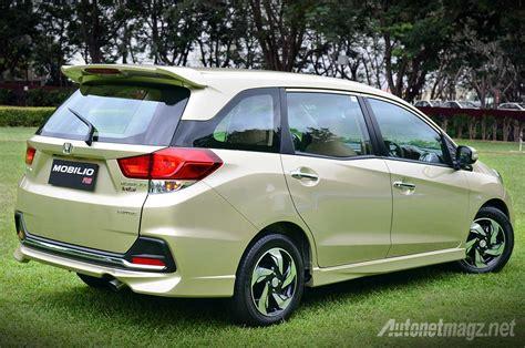 Honda Mobilio Wallpapers by Honda Mobilio Rs Type Diesel Wallpaper Autonetmagz