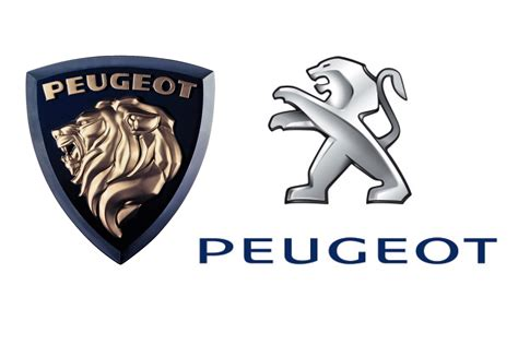 peugeot brand car badges the history behind 8 familiar logos pictures