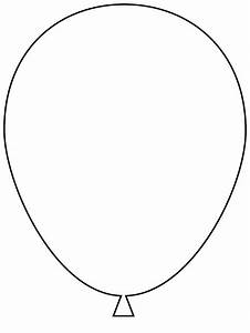Free Balloon Coloring Pages - Coloring Home