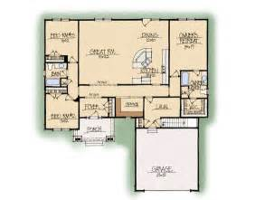 Harmonious Great Kitchen Floor Plans by Harmonious Floor Plans Make For A Happy Family Great Room