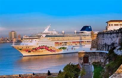 Cruise Norwegian Line Cuba Havana Makes Call