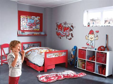 deco chambre garcon 8 ans decoration chambre garcon 5 ans