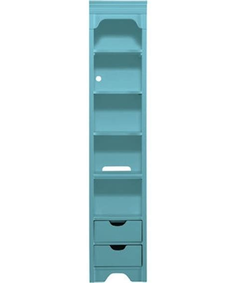 Blue Bookcase by 22 Dazzling Narrow Bookcase Concept