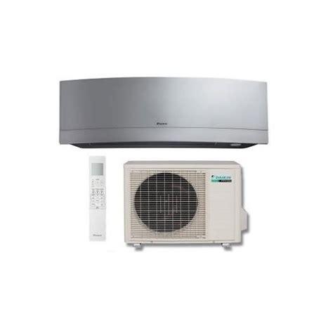 climatiseur mono split daikin emura ii ftxg ls inverter design aluminium bross 233