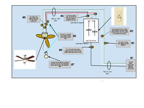 how to wire a ceiling fan switch ceiling lighting how to wire a ceiling fan with light