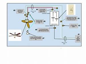 How To Install A Hunter Ceiling Fan Remote Control