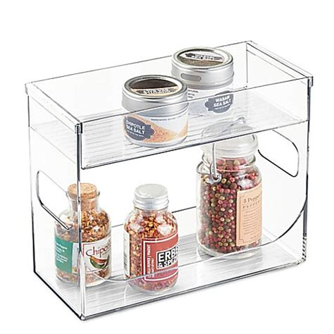 Spice Rack Buy by Buy Interdesign 174 Cabinet Binz Spice Rack From Bed Bath