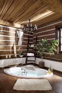 Sol Bois Salle De Bain : comment organiser ma salle de bains et ma chambre deux en un ~ Premium-room.com Idées de Décoration