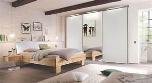 Schlafzimmer Komplett Günstig : schlafzimmer komplett g nstig massive wildbuche nemea ~ Watch28wear.com Haus und Dekorationen