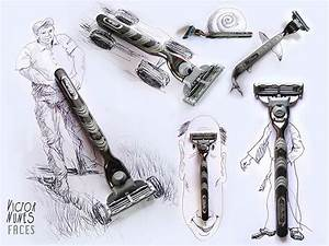 Amazing, Artworks, Created, Using, Just, A, Pen, And, Everyday, Objects, Photo, Gallery