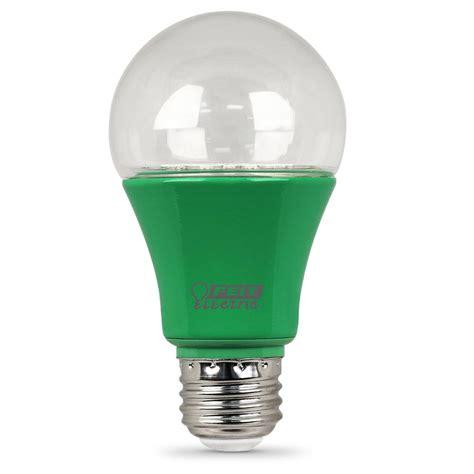 grow light bulbs feit electric 60w equivalent a19 spectrum led plant