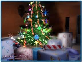 Free Animated Christmas Screensavers with Sound