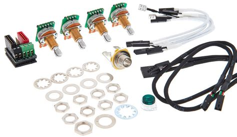 Emg Pickups Wiring Kit Thomann United States
