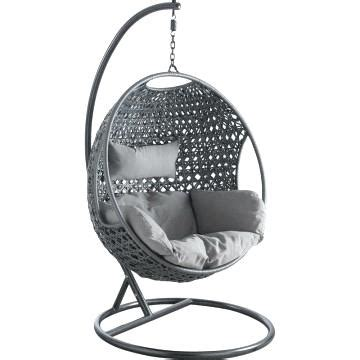fauteuil suspendue chaise hamac jardiland un fauteuil oeuf suspendu au jardin fauteuil oeuf