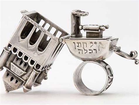 Еврейские обручальные кольца