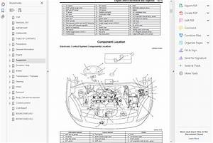 Suzuki Swift 2011 Wiring Diagram