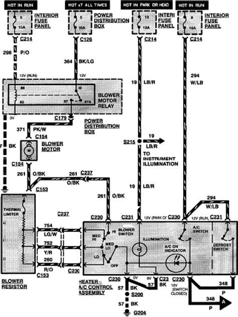 wiring diagrams   manual ebooks  ford explorer