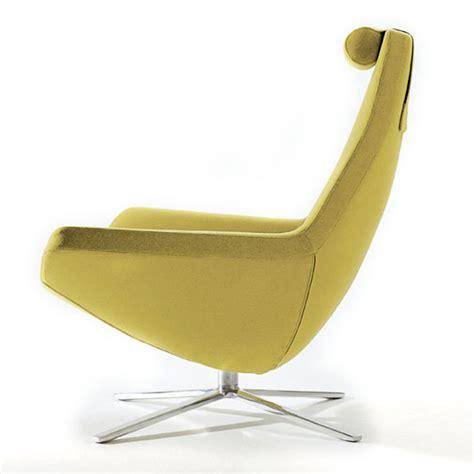 b b italia me100 1 metropolitan swivel armchair