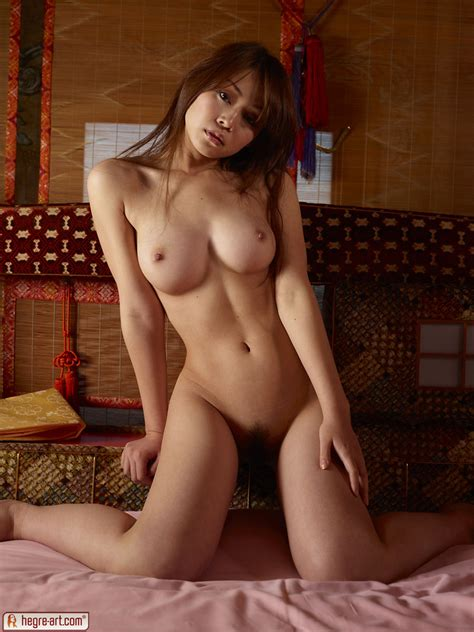 Busty Asian Rie By Hegre Art 16 Photos Erotic Beauties