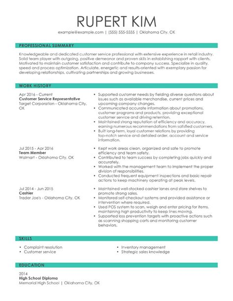 Employee Resume Format by The 3 Resume Formats A Guide On Which Format To Use When