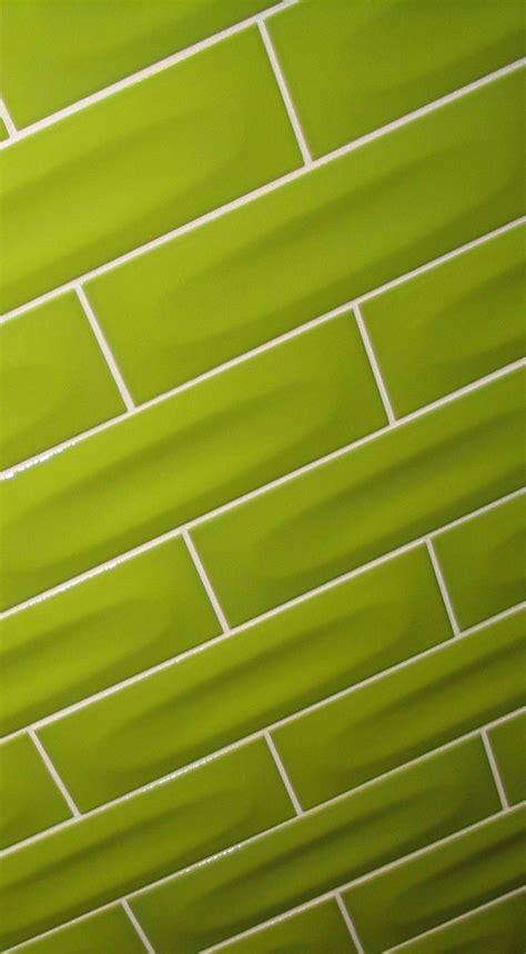 beautiful  oval tile   light green  wall