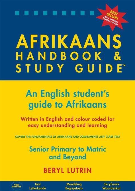 english handbook  study guide beryl lutrin