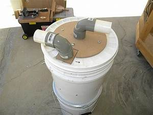Homemade Dust Collector Plans PDF Woodworking