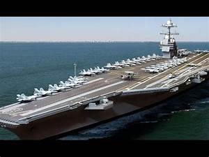 WORLDS LARGEST AIRCRAFT CARRIER to Boost US Military Power ...