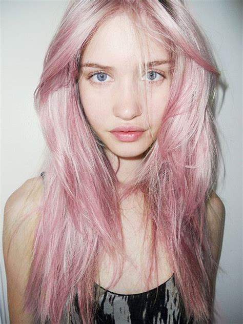14 Light Pastel Pink Hairstyles Color Inspiration