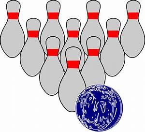 Bowling Duckpins Clip Art at Clker.com - vector clip art ...