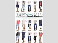 Old Navy Winter to Spring Capsule Wardrobe Cute Outfits