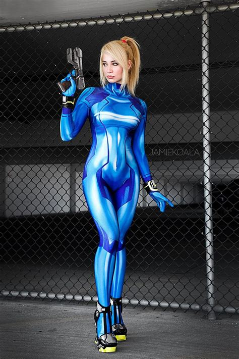 92 Best Nintendo Game Cosplay Samus Aran Metroid Images