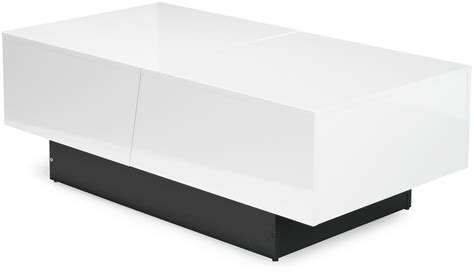 table basse avec pouf integre table basse avec bar integre