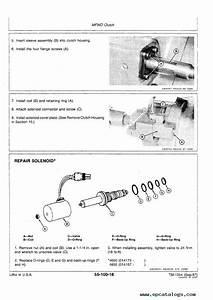 John Deere 4650  U0026 4850 Tractors Repair Tm1354 Pdf Manual