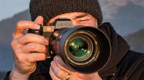 leica sl  photo  video camera features fast