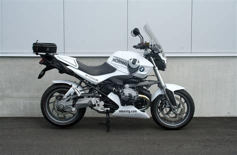 Bmw R1200r by Hornig Umbau Bmw R1200r Individualit 228 T In Perfektion