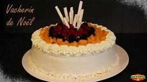 Recette De Vacherin Glac De Nol Framboise Fruits