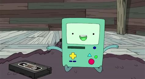 Adventure Time, Bmo And The Networked Self