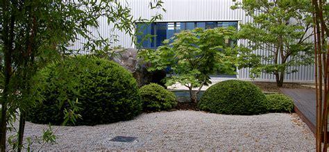Moderner Japanischer Garten, Thüringen, Deutschland