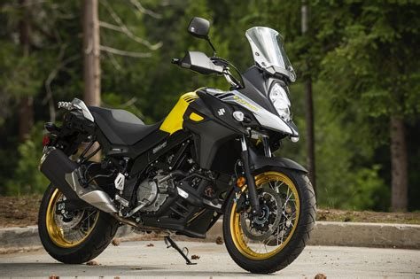 Suzuki V Strom 650 by 2017 Suzuki V Strom 650 And 650xt Review 10 Fast Facts