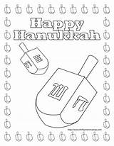 Dreidel Coloring Hanukkah Pages Printable Happy Sheets Thriftymommastips Drawing Getcolorings Getdrawings Behance sketch template
