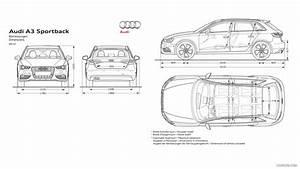 Longueur Audi A3 : 2013 audi a3 sportback s line dimensions hd wallpaper 119 ~ Medecine-chirurgie-esthetiques.com Avis de Voitures