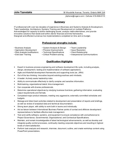 Upload Resume In Cts by Resume Tzanetakis