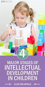 Child Development Theories Chart 4 Major Stages Of Intellectual Development In Children