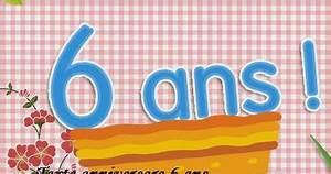 Texte Anniversaire 1 An Garçon : texte anniversaire 6 ans texte anniversaire sms ~ Melissatoandfro.com Idées de Décoration