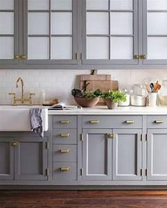88, Top, Farmhouse, Gray, Kitchen, Cabinet, Design, Ideas